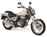 Daelim VT 125 EVOLUTION