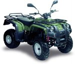 Adly ATV 150 Crossover