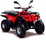 Adly ATV 150 Utility