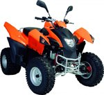 Adly ATV 280 Hurricane