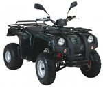 Adly ATV 300 Boost