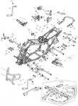 Passendes Ersatzteil: Rahmenanbauteile