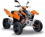 Adly ATV 400 Hurricane