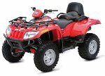Arctic Cat ATV 500 TRV EFT Bj. 09