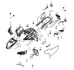 Passendes Ersatzteil: Verkleidungsteile