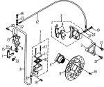 Passendes Ersatzteil: Hydraulische Bremsanlage