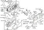 Passendes Ersatzteil: Kurbelgehäuse & Variomatikdeckel