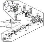 Passendes Ersatzteil: Kardangetriebe hinten
