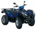 Kymco MXU 500 4WD
