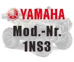 Yamaha Grizzly YFM 350 1NS3