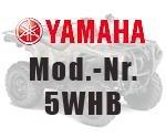 Yamaha Grizzly YFM 350 5WHB