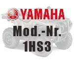 Yamaha Grizzly YFM 550 1HS3