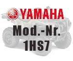 Yamaha Grizzly YFM 550 1HS7