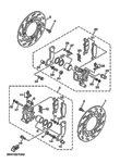 Passendes Ersatzteil: Bremssattel vorne