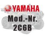Yamaha Grizzly YFM 660 2C6B