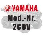 Yamaha Grizzly YFM 660 2C6V