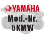Yamaha Grizzly YFM 660 5KMW