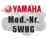 Yamaha Grizzly YFM 660 5WHG