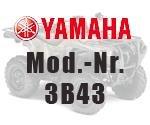 Yamaha Grizzly YFM 700 3B43