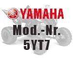 Yamaha YFM 350 Raptor 5YT7