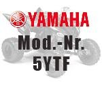Yamaha YFM 350 Raptor 5YTF