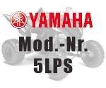 Yamaha YFM 660 Raptor 5LPS