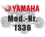 Yamaha YFM 700 Raptor 1S36