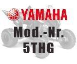 Yamaha YFM 80 Raptor 5THG