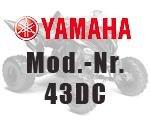 Yamaha YFM 90 Raptor 43DC