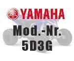 Yamaha YFZ 450 5D3G