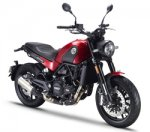 Benelli Leoncino 500 ABS