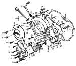 Passendes Ersatzteil: Motorgehäusedeckel rechts