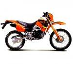 Hyosung RX 125 D E3