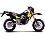 Hyosung RX 125 Supermoto E3