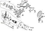 Passendes Ersatzteil: Elektrischer Anlasser & Ölpumpe