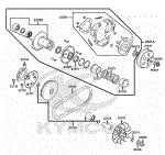 Passendes Ersatzteil: Fliehkraftkupplung & Variomatik