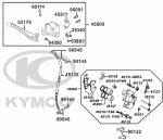 Passendes Ersatzteil: Hauptbremszylinder & Bremssattel vorne