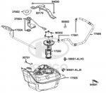 Passendes Ersatzteil: Tank & Benzinpumpe