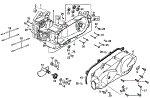 Passendes Ersatzteil: Kurbelgehäuse kpl. & Variomatikdeckel
