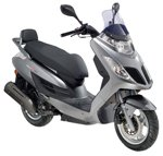 Kymco Yager GT 125 EURO 3