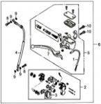 Passendes Ersatzteil: Bremsanlage vorne