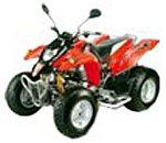 SMC Quad 250ccm (2-Zyl.)