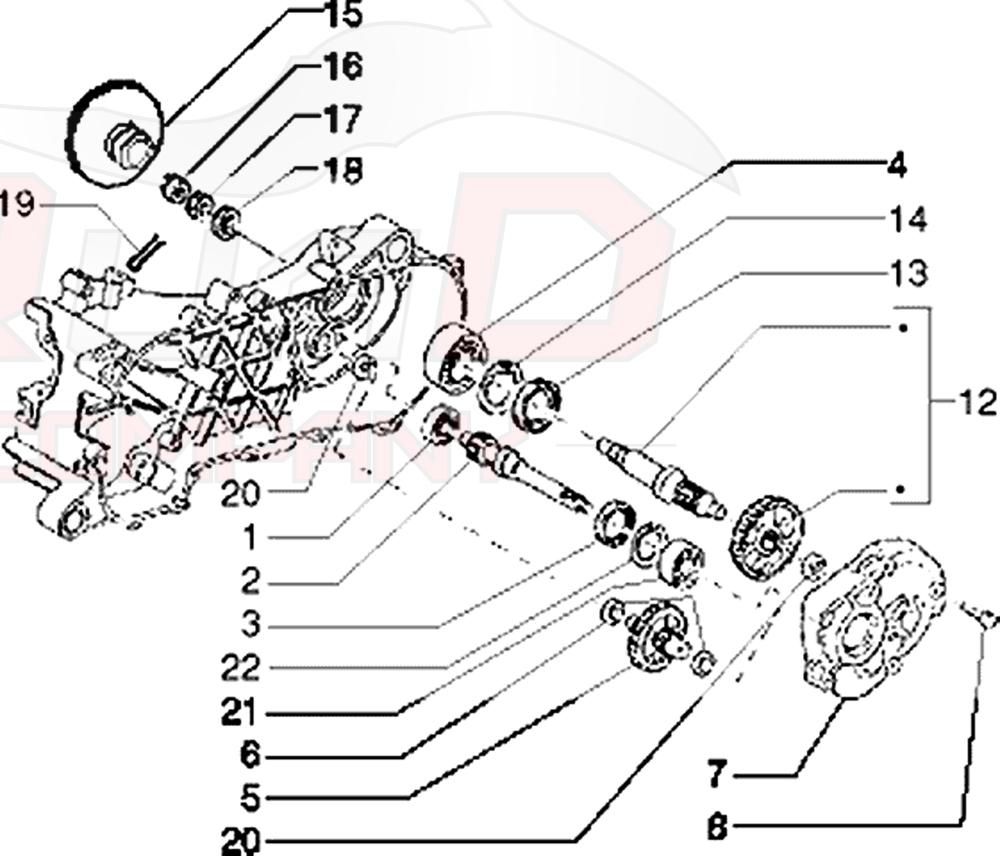 piaggio tph 125 ersatzteile  u2013 motorrad bild ideen