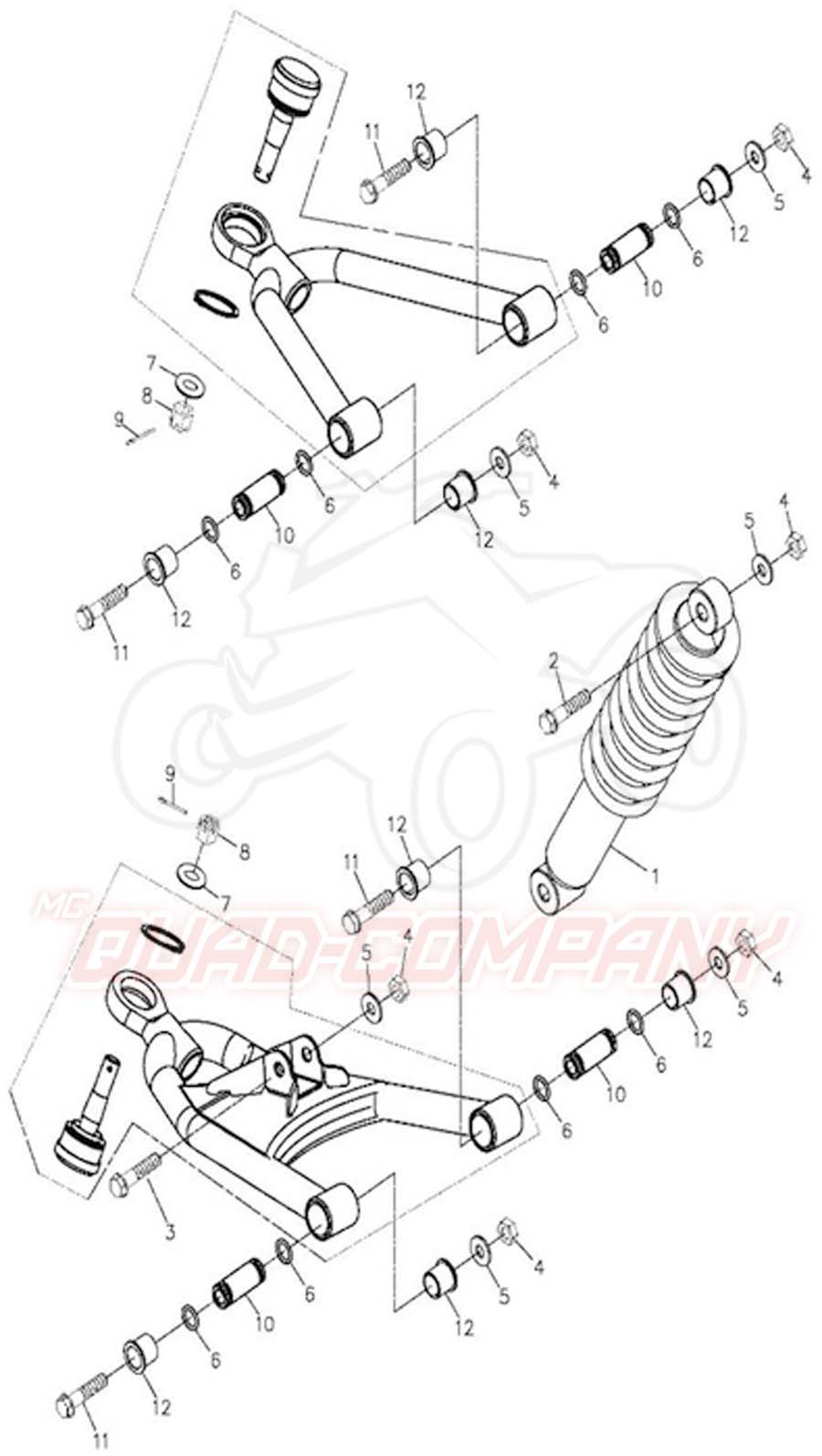125cc Scooter Wiring Diagram as well Wiring Diagram For Loncin 110cc Picture also Electric Mobility Wiring Diagram in addition Adly Atv Parts also Adly Atv Parts. on wiring diagram for 49cc quad