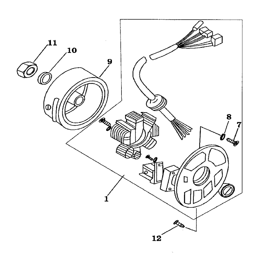 cpi formula r bj 07 lichtmaschine ersatzteile. Black Bedroom Furniture Sets. Home Design Ideas