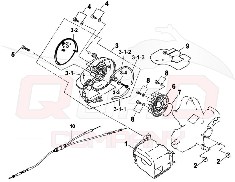 Impuls Txl 50 Cdi Diagram