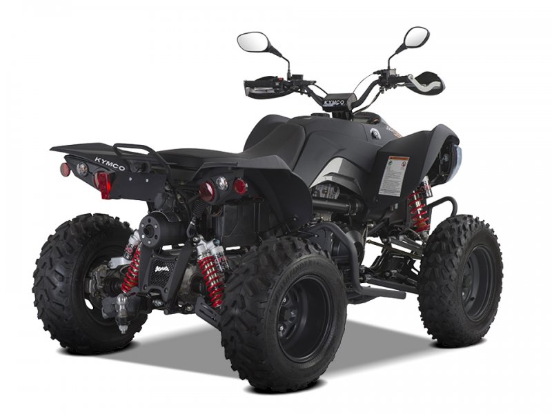 kymco maxxer 450i 4x2 offroad sport lof. Black Bedroom Furniture Sets. Home Design Ideas