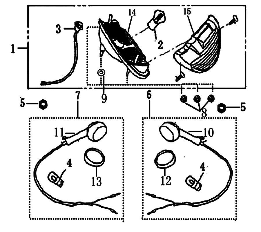 rex milano 50 r ckleuchte blinker ersatzteile. Black Bedroom Furniture Sets. Home Design Ideas