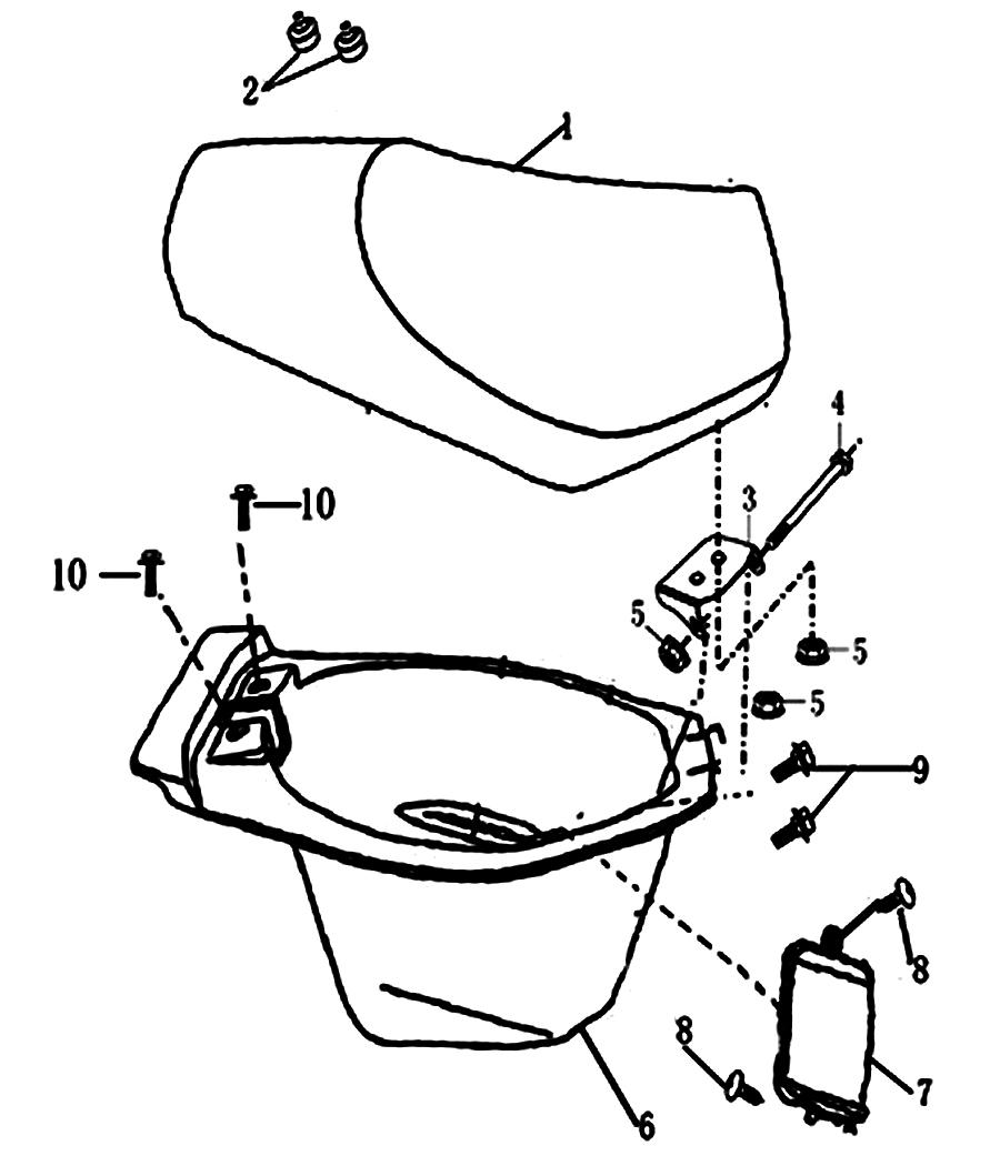 rex milano 50 sitzbank ersatzteile. Black Bedroom Furniture Sets. Home Design Ideas