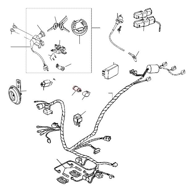 rex rs 450 elektrische einrichtungen ersatzteile. Black Bedroom Furniture Sets. Home Design Ideas
